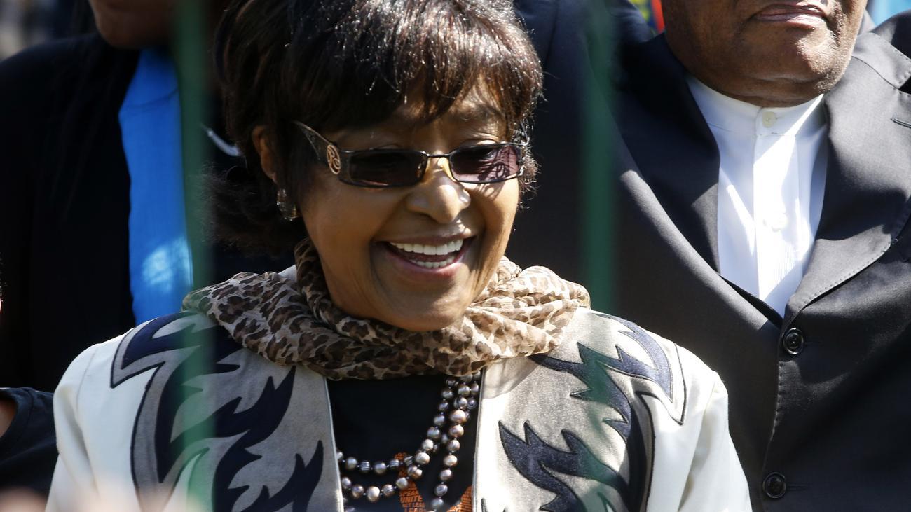 Südafrika: Winnie Madikizela-Mandela ist tot
