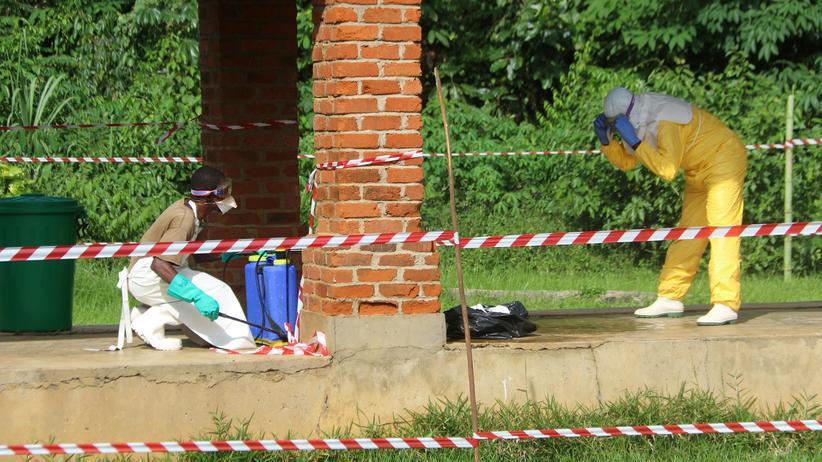 Kongo : Ebola-Virus breitet sich weiter aus