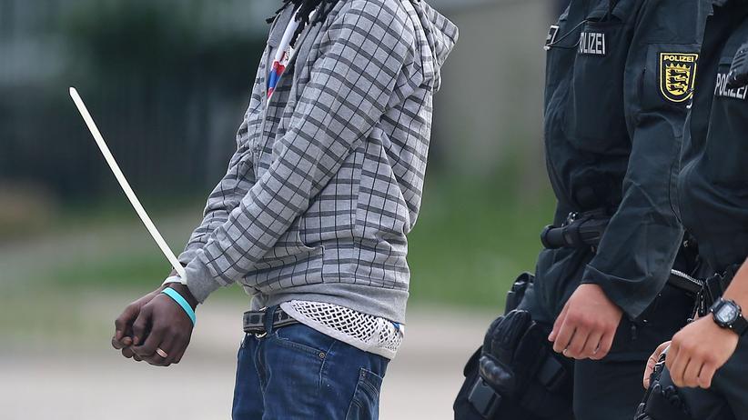 Ellwangen: Togoer nach Italien abgeschoben