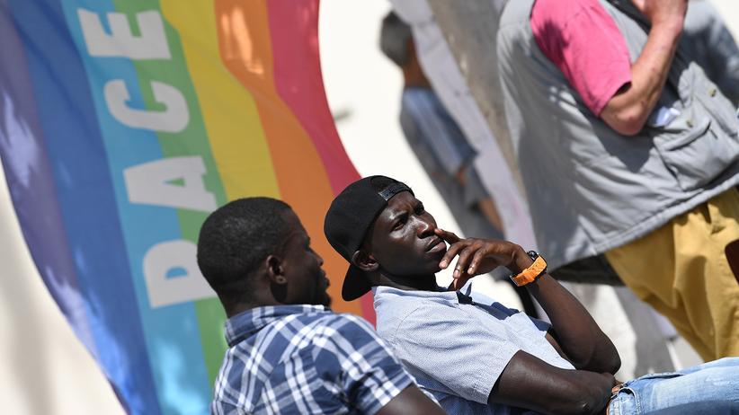 Ellwangen: Togoer klagt in Karlsruhe gegen Abschiebung