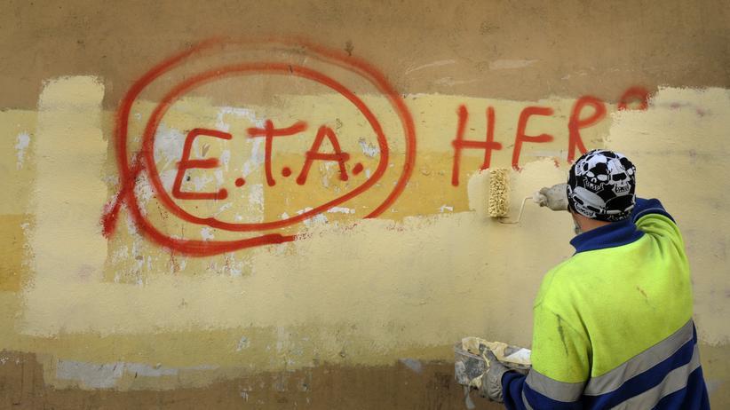 Spanien: Eta verkündet ihr Ende