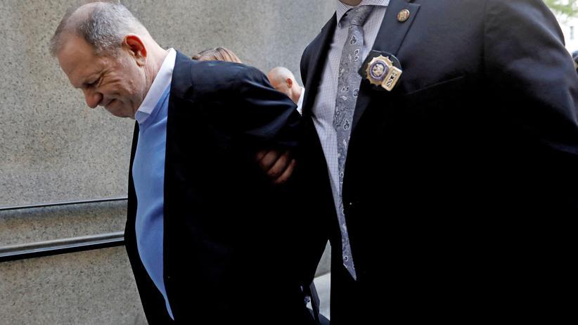 Harvey Weinstein: Grand Jury leitet Prozess gegen Weinstein ein