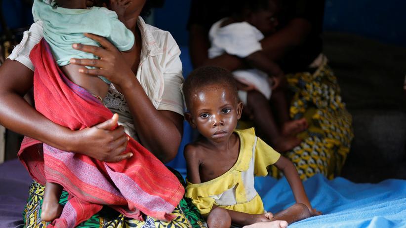 Hungersnot Kasai Kongo