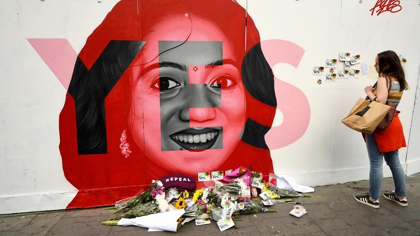 Irland: Mehrheit für Ende des strikten Abtreibungsverbots