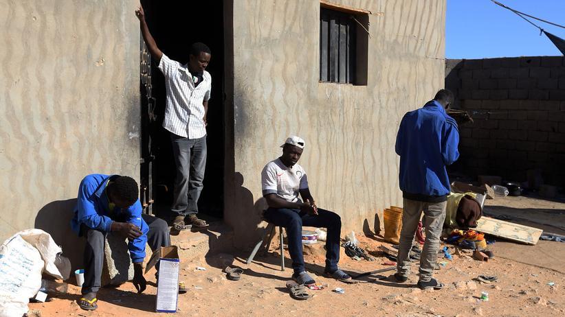 Libyen: Viele Tote bei Fluchtversuch aus Gefangenenlager