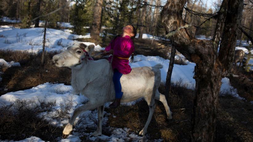Mongolei: Sie verlieren ihre Identität
