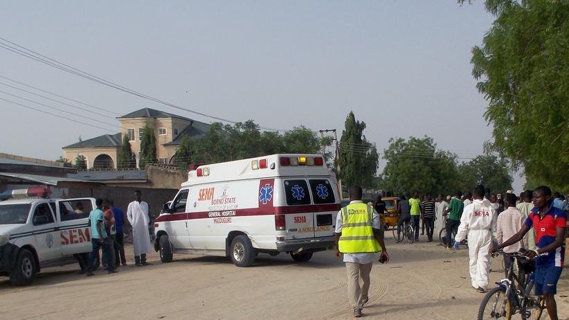 Selbstmordattentat: Viele Tote bei Anschlag auf Moschee in Nigeria