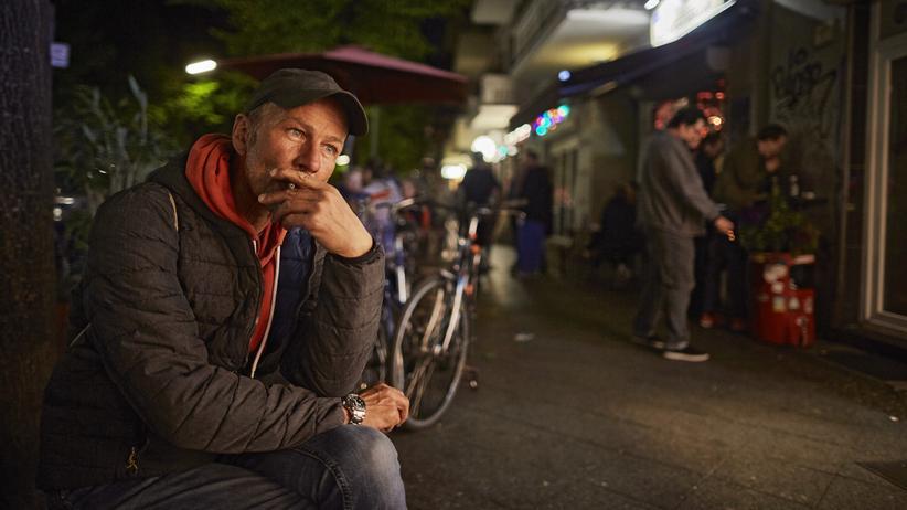 Obdachlosigkeit: Der Wanderer von Kreuzberg