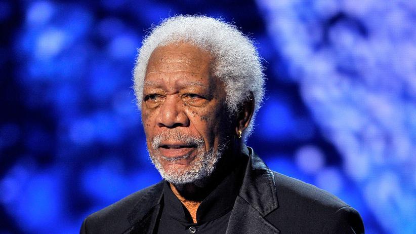 Oscarpreisträger: Der US-Schauspieler Morgan Freeman