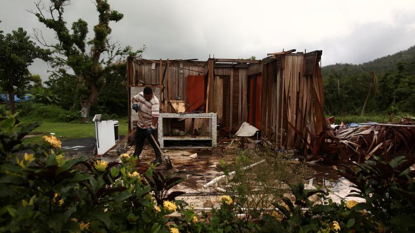 Puerto Rico: Mehr als 4.600 Menschen starben durch Hurrikan Maria – nicht 64