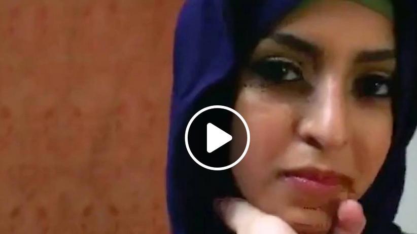 """Sexismus: Screenshot aus einem der Videos, die man auf Pornoseiten unter dem Schlagwort """"Refugee"""" findet"""