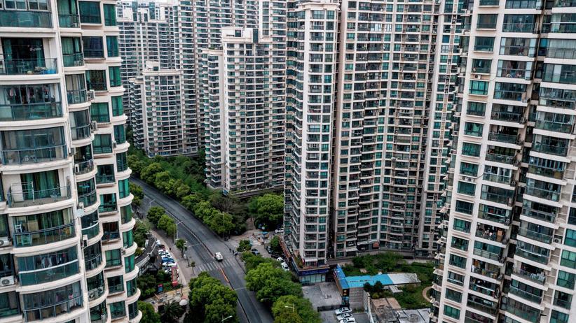 Vereinte Nationen: In Shanghai, der zweitgrößten Stadt der Welt, leben 26 Millionen Menschen.