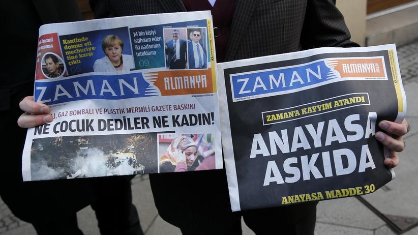 Türkei: Zwei Journalisten aus U-Haft entlassen