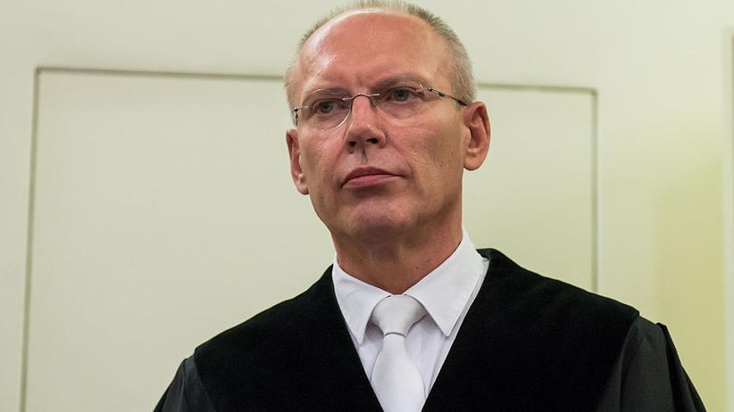 Gerichtsurteil: Der Vorsitzende Richter Manfred Götzl