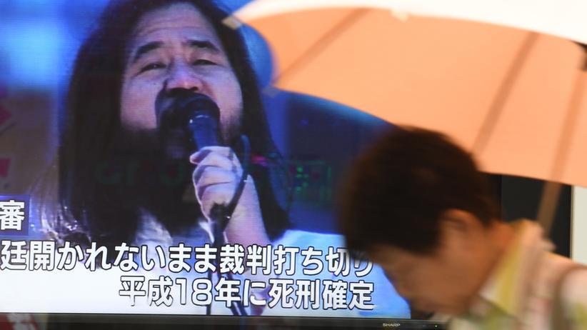 Japan: Sektengründer wegen Anschlag auf Tokios U-Bahn hingerichtet