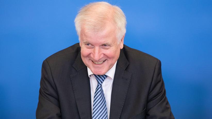 Horst Seehofer: Kein Witz