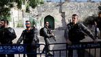 Israel schließt vorübergehend Al-Aksa-Moschee in Jerusalem