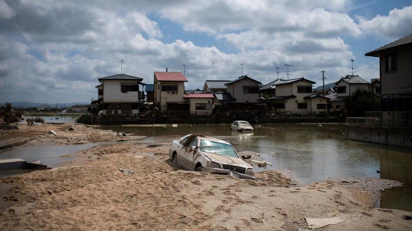 Japan: Mehr als 150 Tote nach Überschwemmungen