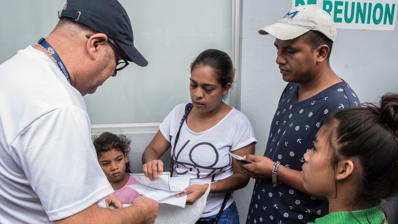 Nicaragua: Mehr als 200 Asylanträge pro Tag in Costa Rica