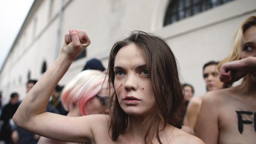 Oksana Schatschko: Femen-Mitgründerin ist tot