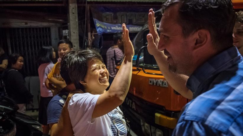 Höhlenunglück in Thailand: Gefühlloses Finale