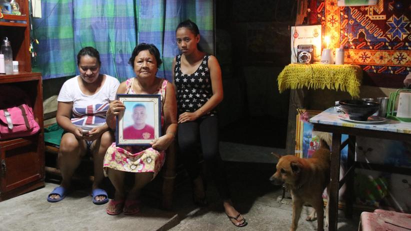 Drogenkrieg auf den Philippinen: Zwei Kugeln und keine Erklärung