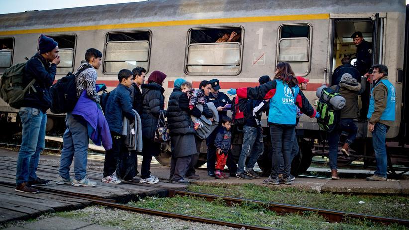 Flüchtlingshilfe: UN beklagen Gewalt gegen humanitäre Helfer