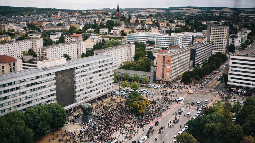 "Internationale Presseschau: ""Ein gut organisierter rechtsradikaler Mob"""