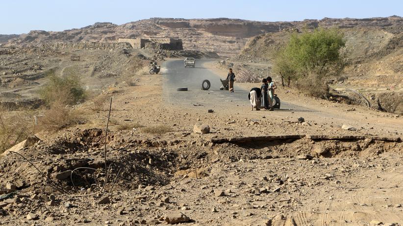Jemen: Luftangriff trifft laut Huthi-Rebellen Schulbus
