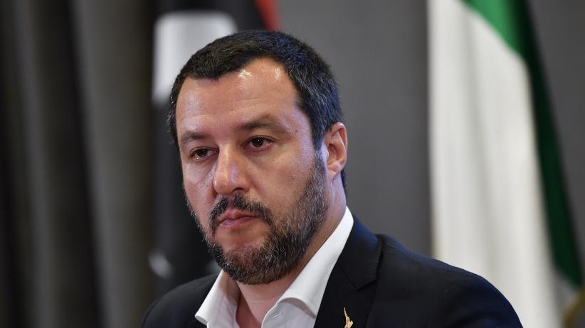 Italien: Justiz ermittelt gegen Innenminister Matteo Salvini