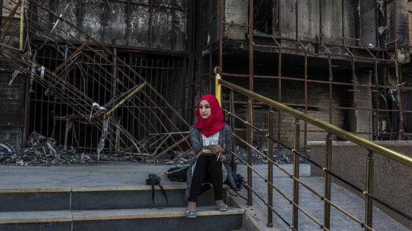 Mossul: Kafka lesen ohne Angst