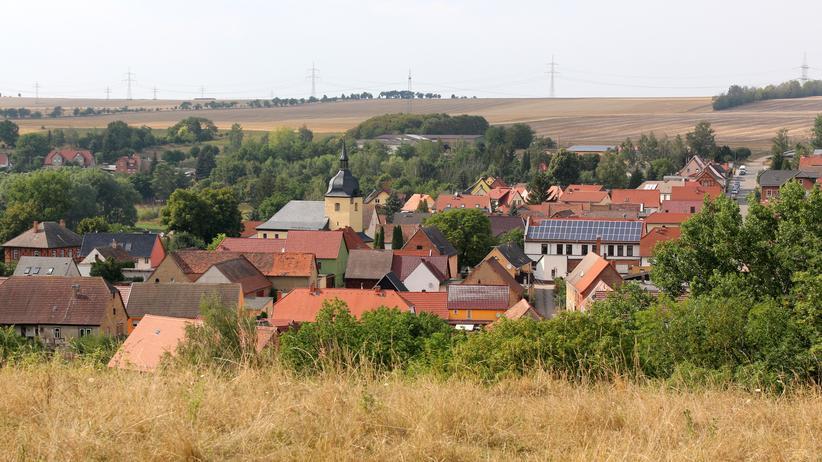 Neonazi-Festival: Mattstedt in Thüringen
