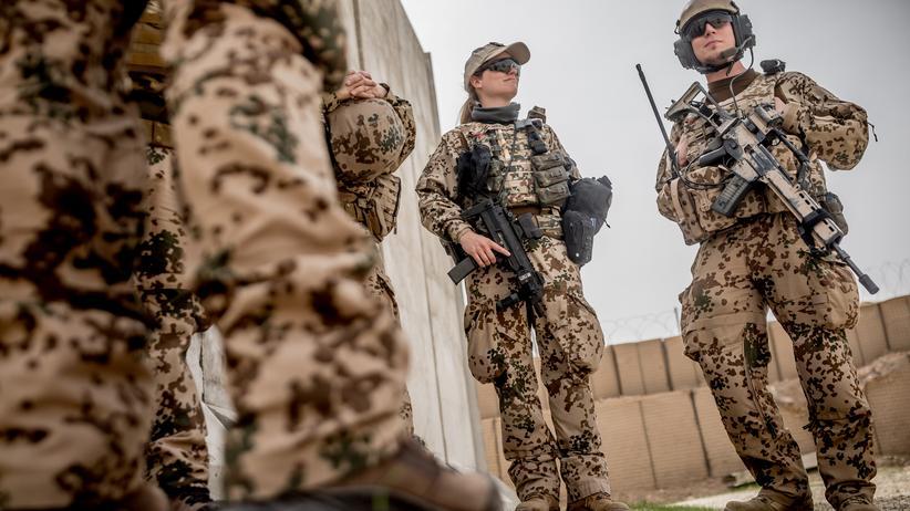 """Wehrpflicht: """"Heute Soldat zu sein, heißt Spezialist zu sein"""""""