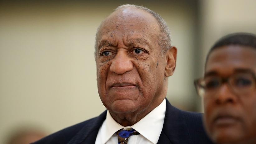 Missbrauchsprozess: Staatsanwaltschaft fordert bis zu zehn Jahre Haft für Bill Cosby