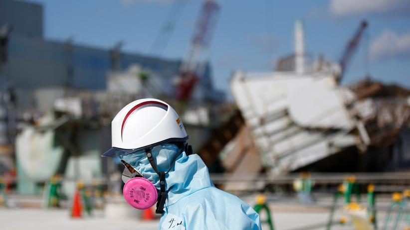 Atomkatastrophe: Japan bestätigt Tod von Fukushima-Arbeiter durch Strahlung