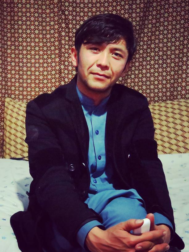 Afghanistan: Hussein Binish