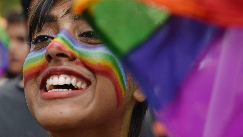Gerichtsurteil: Homosexualität in Indien nicht mehr strafbar