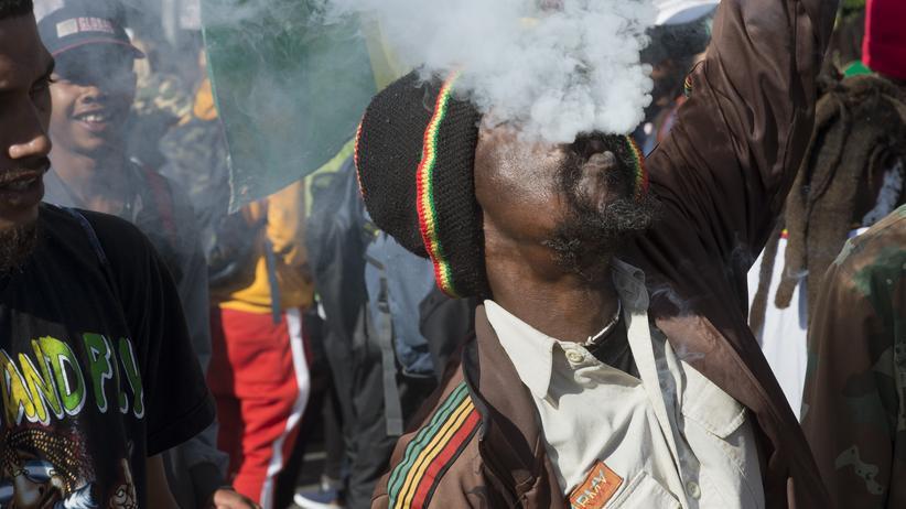 Johannesburg: Südafrika legalisiert privaten Konsum und Anbau von Marihuana
