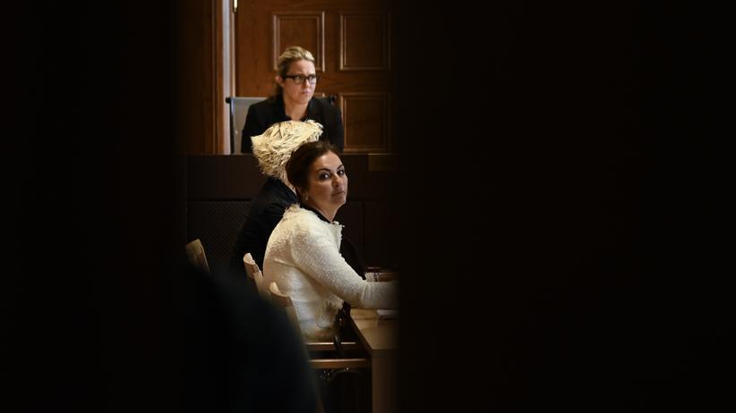 Skandal um Literaturnobelpreis: Elisabeth Massi Fritz, die Anwältin der Frau, die Jean-Claude Arnault zweifach vergewaltigt haben soll