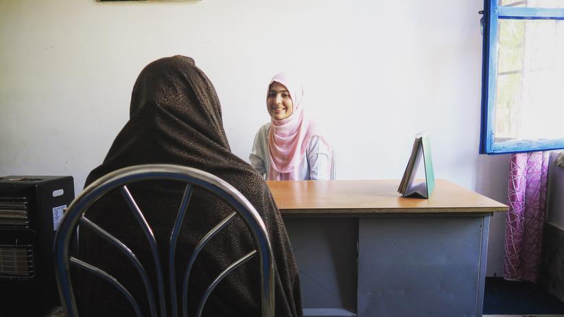 Afghanistan: Die psychosoziale Beratung in Herat