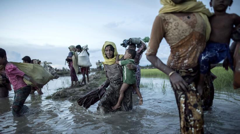 Vertreibung der Rohingya: Internationales Strafgericht nimmt Vorermittlungen gegen Myanmar auf