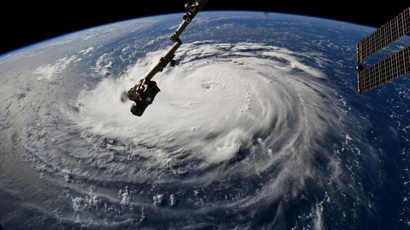 Florence: Hurrikan nähert sich der US-Ostküste