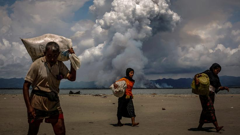 Vertreibung der Rohingya: Myanmar droht Prozess vor Internationalem Strafgerichtshof