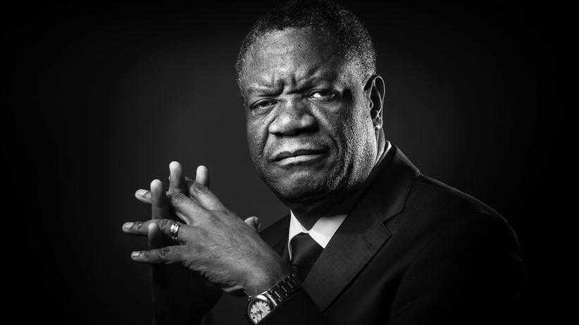 Denis Mukwege: Er gibt Opfern sexualisierter Gewalt eine Stimme