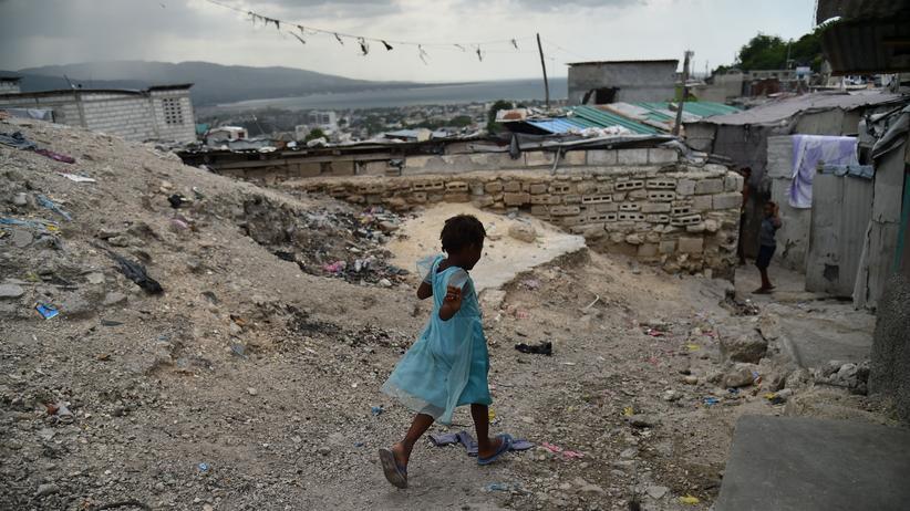 Karibik: Schweres Erdbeben erschüttert Haitis Norden