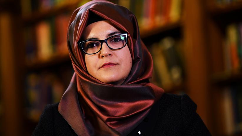 Hatice Cengiz: Khashoggis Verlobte fordert Aufklärung von Trump