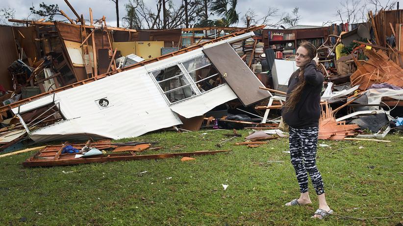 Hurrikan Michael : Erster Toter in Florida