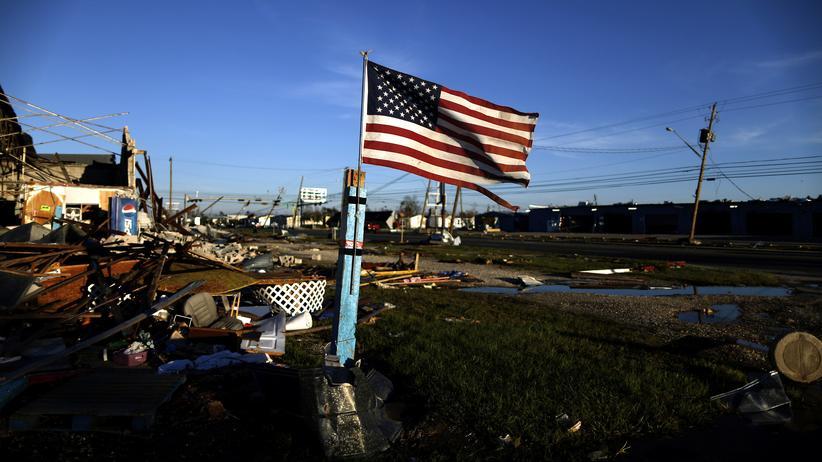 Wirbelsturm in den USA: Mindestens sechs Tote nach Hurrikan Michael