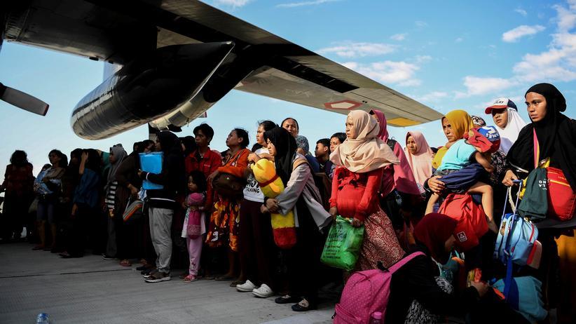 Erdbeben in Indonesien: Behörden rechtfertigen frühzeitige Aufhebung der Tsunami-Warnung