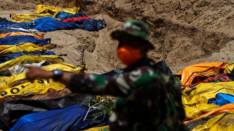 Indonesien: Zahl der Toten steigt auf mehr als 1.230